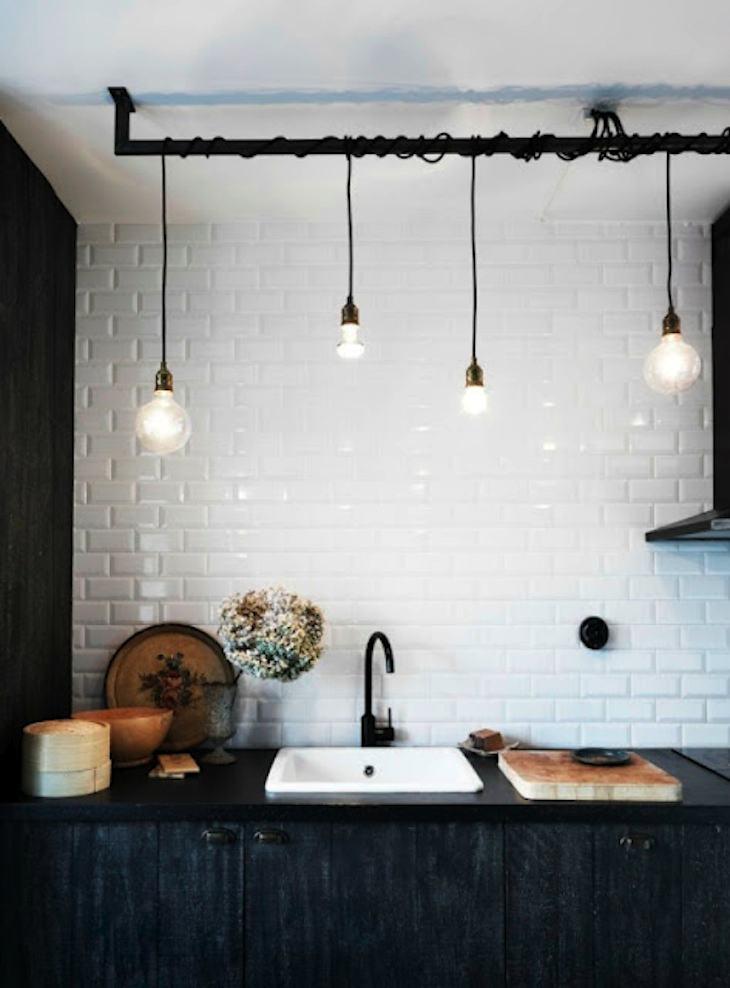 Decorar mi casa con poco dinero estamos en crisis nova - Cocinas con azulejos blancos ...