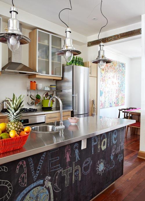 Decorar mi casa con poco dinero estamos en crisis nova for Paredes de cocina decoradas