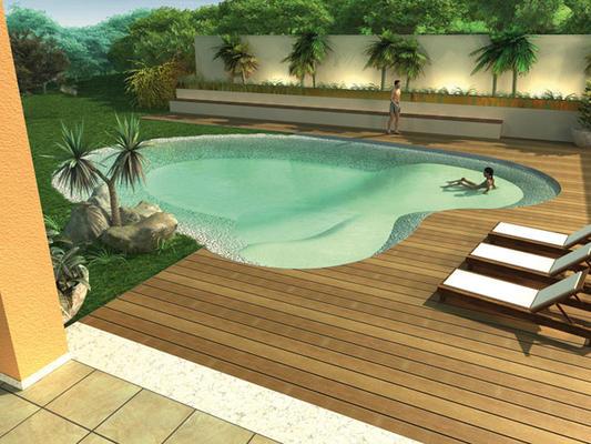Piscinas todos al agua nova te asesora - Imagenes de piscinas de arena ...