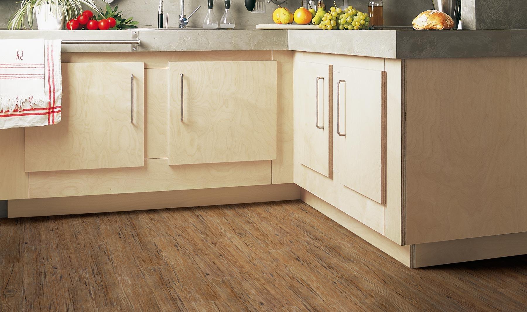 Nuevo suelo bueno bonito y barato para toda tu casa - Vinilos para suelos de cocina ...