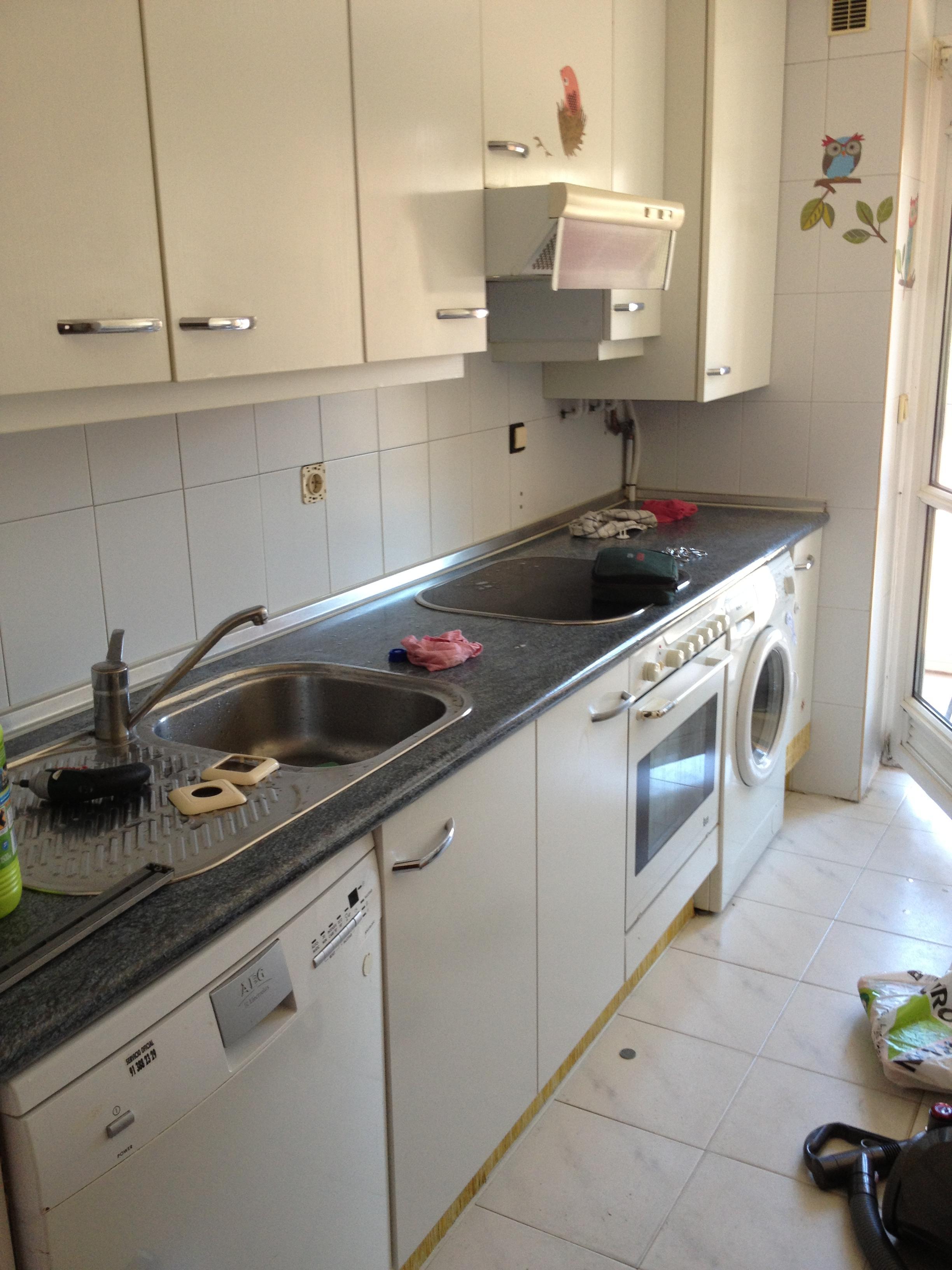 Nova decora reformando una cocina con poco presupuesto - Cocina con poco ...