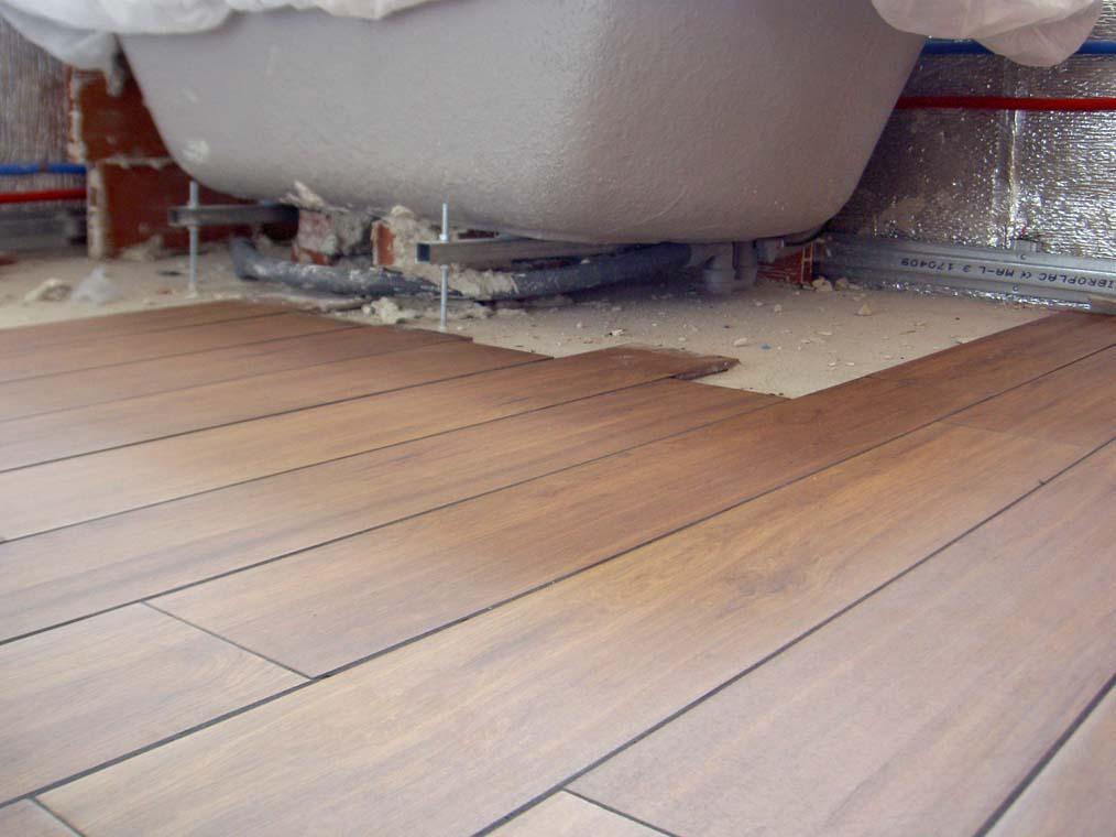 Suelos porcel nicos que imitan madera nova te asesora - Suelo imitacion madera ...
