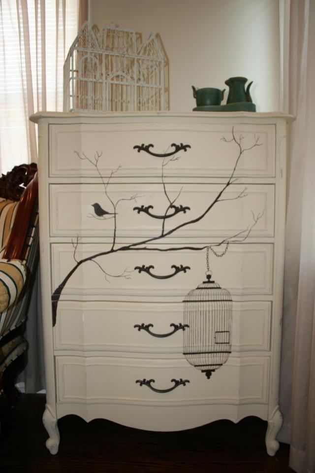 Muebles Para Baño Recubre:Los viejos muebles de la abuela tienen mucho futuro en casa, mira