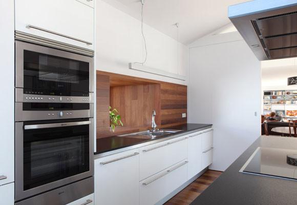 Como proteger y decorar los frentes de la cocina nova te for Frentes de armarios de cocina
