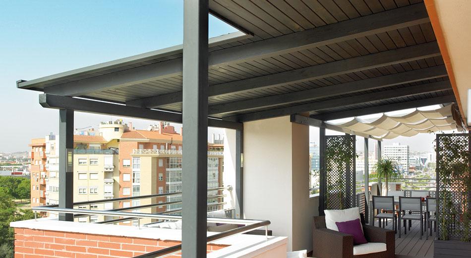 Gran variedad en toldos para puertas y ventanas nova te - Cubiertas de terrazas ...