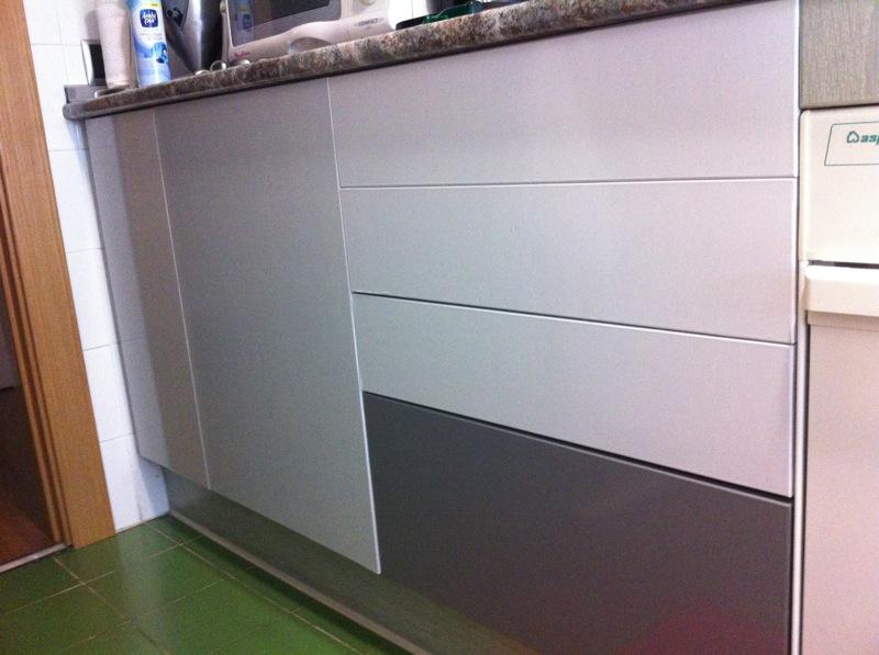 Papel vinilo para cocinas latest papel pintado gresite - Papeles decorativos para cocinas ...