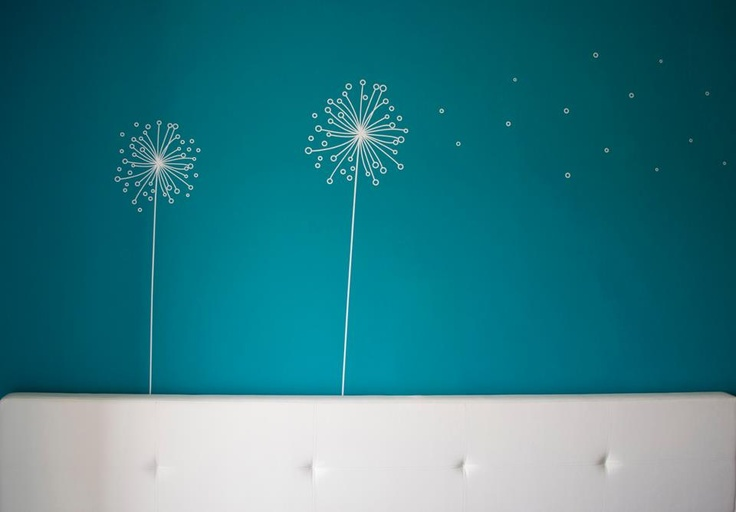 Ese color llamado turquesa nova te asesora for Pintura turquesa pared