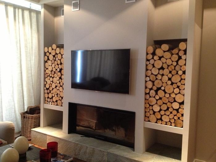Algunos trucos de decoraci n que s lo nova decora te los - Poner chimenea en casa ...