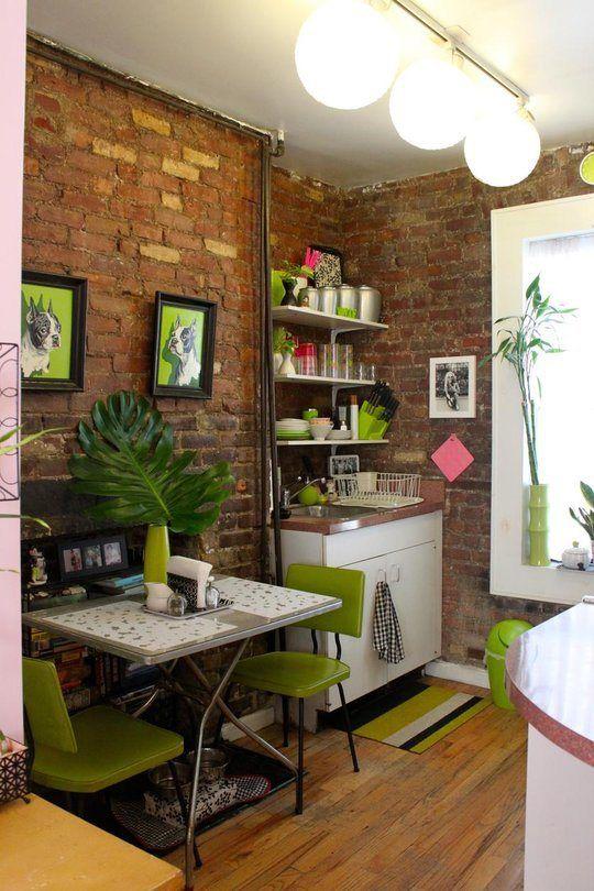 Decoraci n perfecta y muy barata para apartamentos y estudios peque os nova te asesora - Fotos de pisos decorados ...