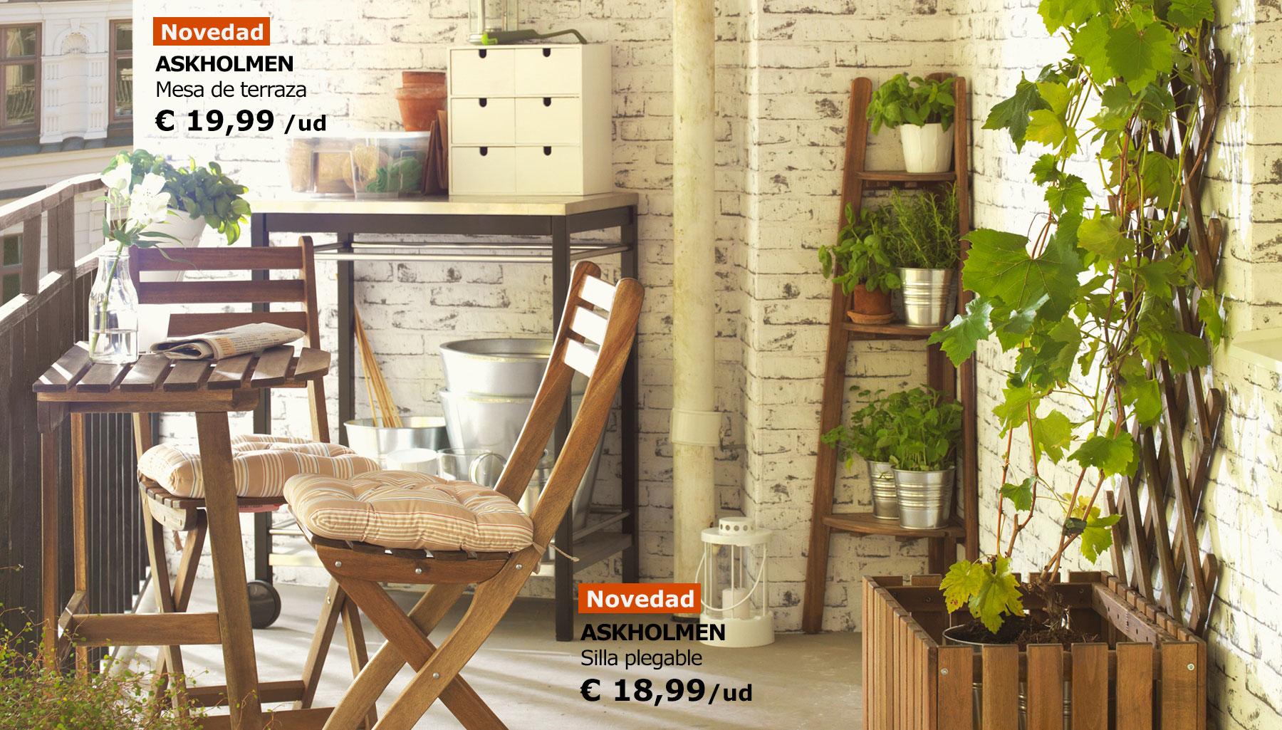 Ejemplos baratos para decorar tu terraza o jard n nova - Capazos baratos para decorar ...