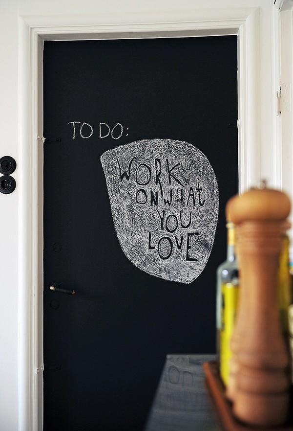 schoolbord-verf-deur