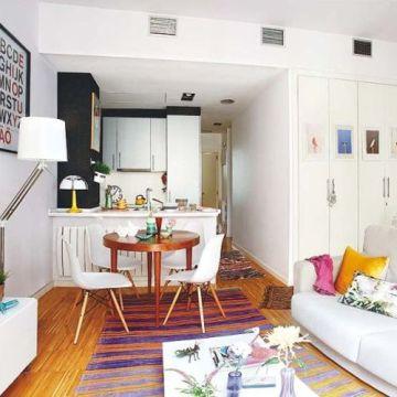 C mo decorar apartamento peque o nova te asesora - Como decorar un apartamento pequeno ...