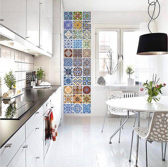 Azulejos adhesivos para cocinas y ba os nova te asesora for Nova casa azulejos