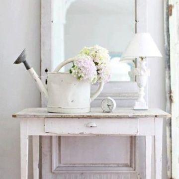 Muebles pintados con pintura de tiza nova te asesora for Muebles pintados a la tiza