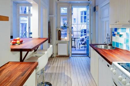 Casas peque as muy chic decoradas con poco presupuesto for Diseno de interiores apartamentos pequenos