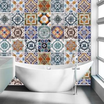 Imitaci n suelo hidr ulico nova te asesora for Nova casa azulejos