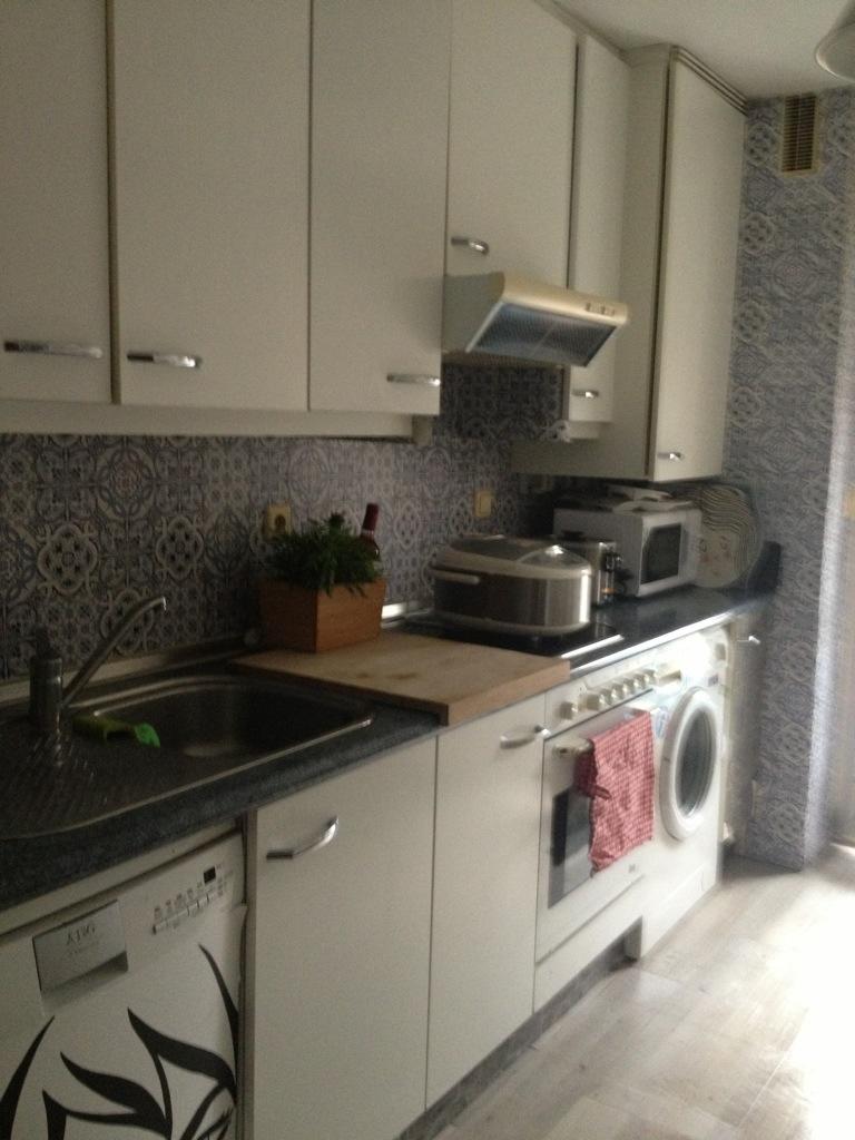 Renueva tu cocina con papel pintado nova te asesora - Papel pintado en la cocina ...