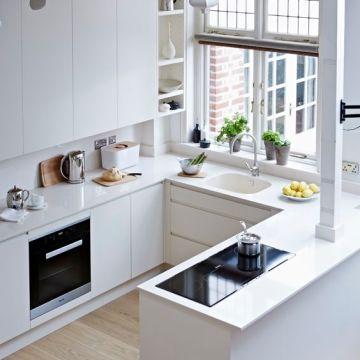 Armarios altos cocinas decoracion dise os de cocinas for Diseno de cocinas ikea