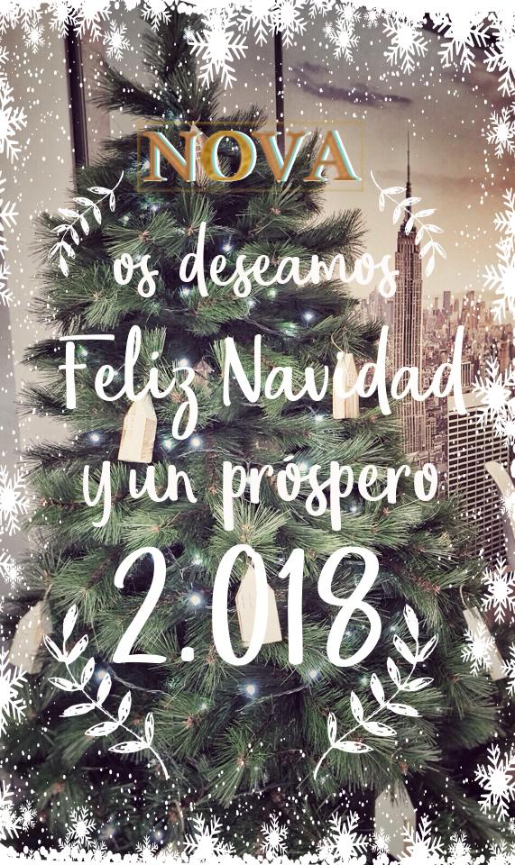 christmas navidad nova 2018
